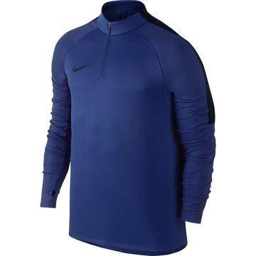 Nike Harjoituspaita Midlayer Drill Top Sininen
