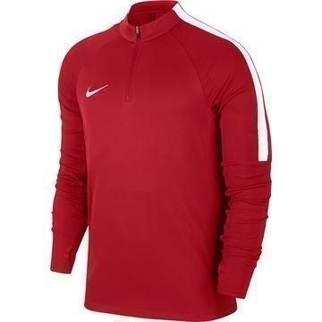 Nike Harjoituspaita Midlayer Squad 17 Drill Top II Punainen/Valkoinen Lapset