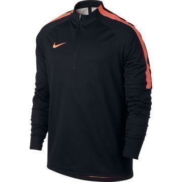 Nike Harjoituspaita Shield Strike Drill Musta/Oranssi
