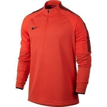 Nike Harjoituspaita Shield Strike Drill Oranssi/Musta