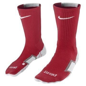 Nike Harjoitussukat Team Stadium Crew II Punainen/Valkoinen