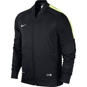 Nike Harjoitustakki Squad Sideline Knit Musta/Volt/Valkoinen