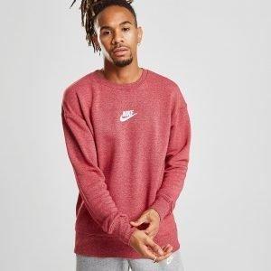 Nike Heritage Crew Paita Punainen