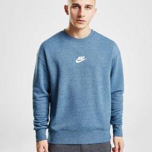 Nike Heritage Crew Paita Sininen