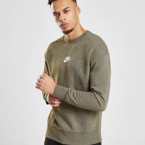 Nike Heritage Crew Sweatshirt Vihreä