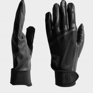 Nike Huarache Edge Gloves Musta