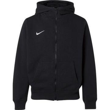 Nike Huppari Team Club FZ Musta Lapset