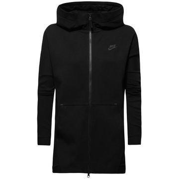 Nike Huppari Tech Fleece Cape Musta Naiset