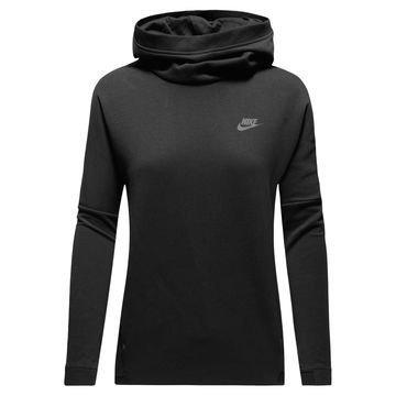 Nike Huppari Tech Fleece Pullover Musta Naiset