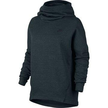 Nike Huppari Tech Fleece Pullover Vihreä Naiset