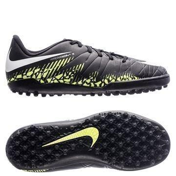 Nike Hypervenom Phelon II TF Dark Lightning Pack Musta/Valkoinen/Neon Lapset