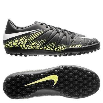 Nike Hypervenom Phelon II TF Dark Lightning Pack Musta/Valkoinen/Neon