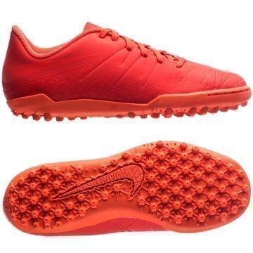 Nike Hypervenom Phelon II TF Floodlights Glow Pack Punainen Lapset