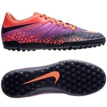 Nike Hypervenom Phelon II TF Floodlights Pack Oranssi/Navy/Violetti