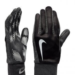Nike Hyperwarm Gloves Harmaa