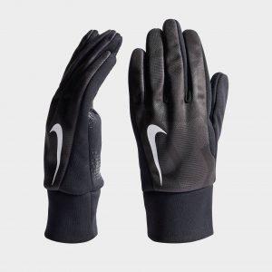 Nike Hyperwarm Hanskat Musta