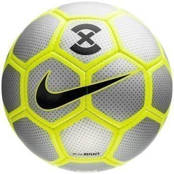 Nike Jalkapallo Duro ReflectX Hopea/Neon