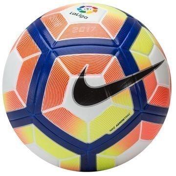 Nike Jalkapallo Ordem 4 La Liga Valkoinen/Oranssi/Musta
