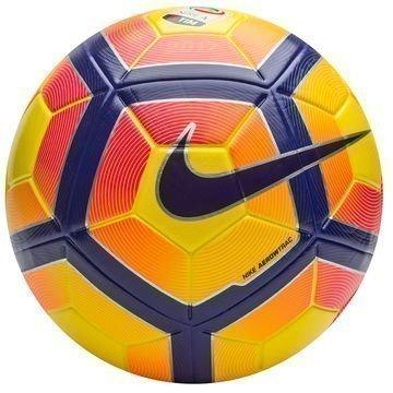 Nike Jalkapallo Ordem 4 Serie A Keltainen/Violetti/Musta