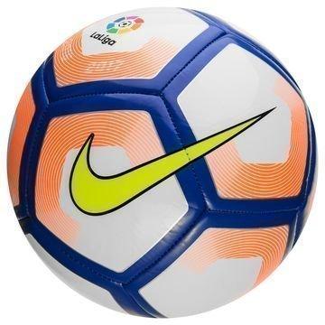 Nike Jalkapallo Pitch LFP La Liga Valkoinen/Oranssi/Sininen