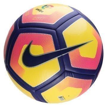 Nike Jalkapallo Pitch La Liga Keltainen/Violetti/Musta