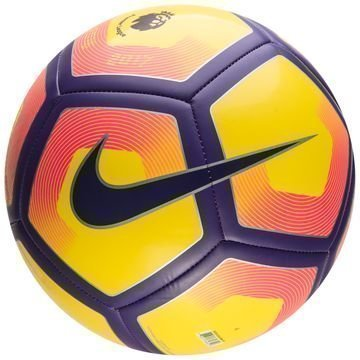 Nike Jalkapallo Pitch Premier League Keltainen/Violetti/Musta