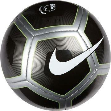 Nike Jalkapallo Pitch Premier League Musta/Hopea/Valkoinen