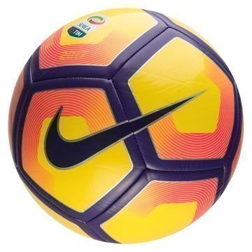 Nike Jalkapallo Pitch Serie A Keltainen/Violetti/Musta