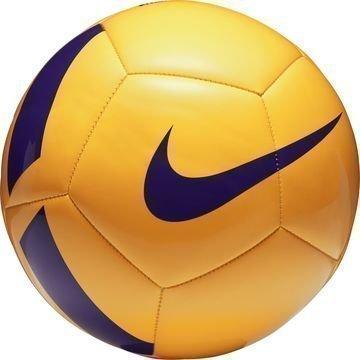 Nike Jalkapallo Pitch Team Keltainen/Violetti