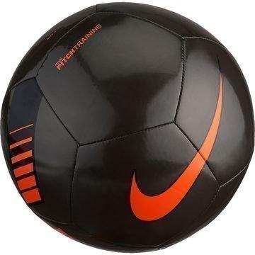 Nike Jalkapallo Pitch Training Musta/Oranssi
