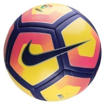 Nike Jalkapallo Skills La Liga Keltainen/Violetti/Musta