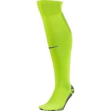 Nike Jalkapallosukat Grip Strike Lightweight OTC Neon/Musta