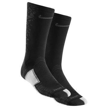 Nike Jalkapallosukat Matchfit Elite Hypervenom Musta/Harmaa