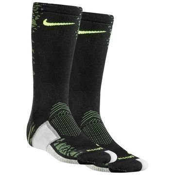 Nike Jalkapallosukat Matchfit Elite Hypervenom Musta/Neon