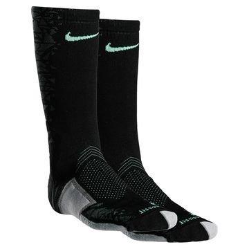 Nike Jalkapallosukat Matchfit Elite Hypervenom Musta/Vihreä