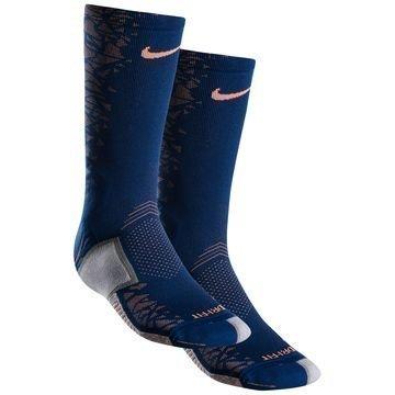 Nike Jalkapallosukat Matchfit Elite Hypervenom Navy/Oranssi