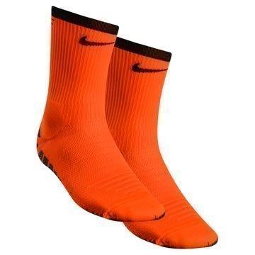 Nike Jalkapallosukat NikeGRIP Lightweight Crew Oranssi/Musta