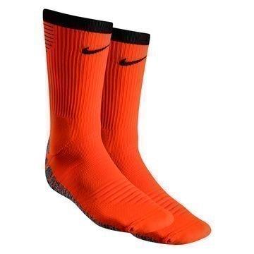 Nike Jalkapallosukat NikeGRIP Lightweight Crew Punainen/Musta