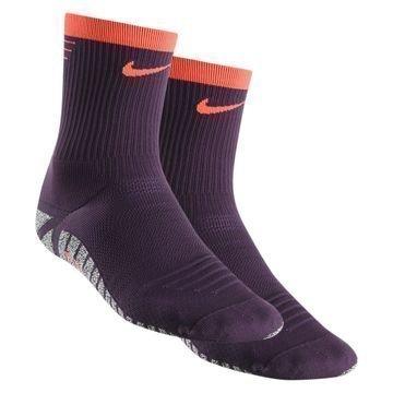 Nike Jalkapallosukat NikeGRIP Lightweight Crew Violetti