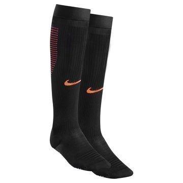 Nike Jalkapallosukat NikeGRIP Lightweight OTC Musta/Oranssi