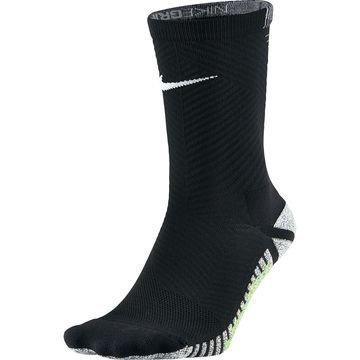 Nike Jalkapallosukat NikeGRIP Strike Lightweight Crew Musta/Neon/Valkoinen
