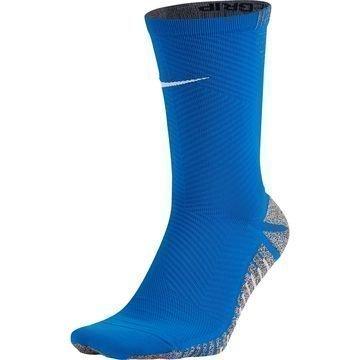 Nike Jalkapallosukat NikeGRIP Strike Lightweight Crew Sininen/Valkoinen
