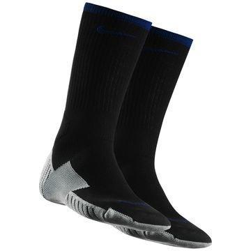 Nike Jalkapallosukat Stadium Crew Musta/Sininen