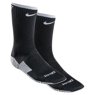 Nike Jalkapallosukat Stadium Crew Musta/Valkoinen