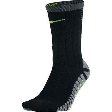 Nike Jalkapallosukat Strike Hypervenom Jalkapallo Musta/Harmaa/Neon
