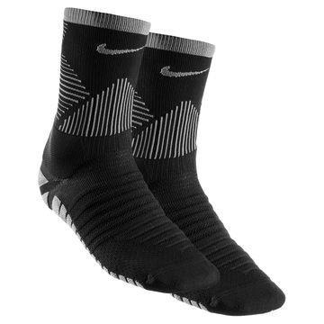 Nike Jalkapallosukat Strike Mercurial Crew Musta/Harmaa