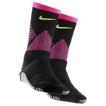 Nike Jalkapallosukat Strike Mercurial Crew Musta/Pinkki