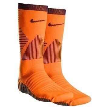 Nike Jalkapallosukat Strike Mercurial Crew Oranssi/Violetti