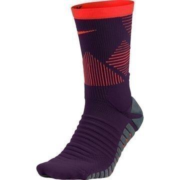 Nike Jalkapallosukat Strike Mercurial Crew Violetti/Oranssi