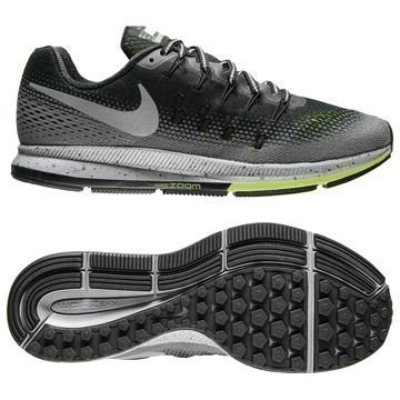Nike Juoksukengät Air Zoom Pegagus 33 Shield Musta/Hopea Naiset